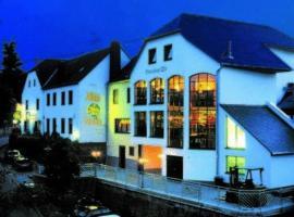 布劳豪斯齐尔斯布劳酒店餐厅旅馆