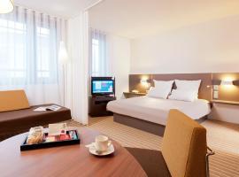 里尔欧罗巴诺富特套房酒店