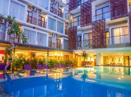 郝丽森巴厘岛塞米亚克酒店