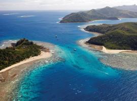 曼塔雷岛度假酒店, 纳努亚巴拉瓦岛