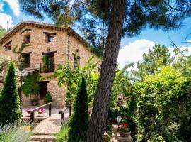 阿乌马达洞穴山脉酒店, Villaverde de Guadalimar