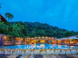凉廊自然度假酒店