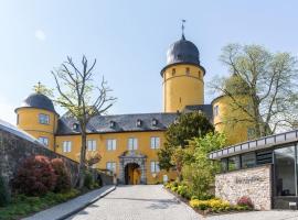 蒙塔鲍尔城堡酒店