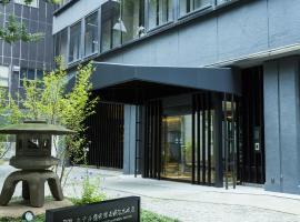 龙名馆酒店御茶水总店,位于东京的酒店