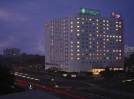 海得拉巴泰克城市柠檬树普瑞米尔酒店