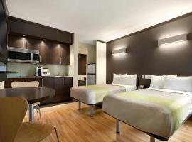 多伦多中心6号一室公寓酒店