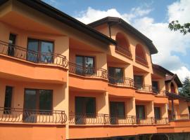 Hotel Emaly Green, Sapareva Banya