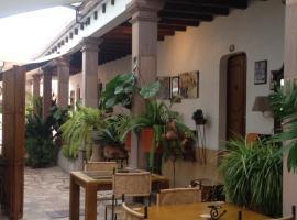 拉卡萨里克多思精品酒店, Zitácuaro