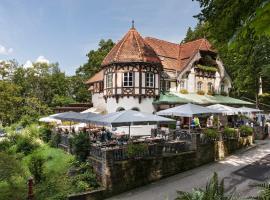 纽施瓦斯泰恩城堡餐厅
