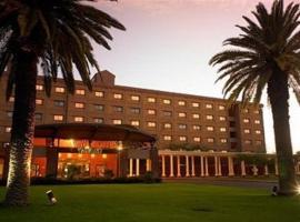 哈博罗内大棕榈皮尔蒙沃蒙特酒店
