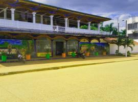 Hotel campestre Palma Real