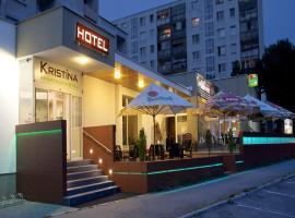 克里斯蒂娜酒店, Dubnica nad Váhom