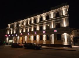 普莱维特旅馆