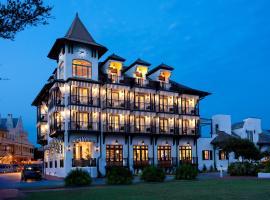 The Pearl Hotel, Rosemary Beach