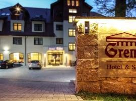 格雷诺酒店及Spa, 卡尔帕奇