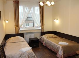 TGK Koleso Hotel