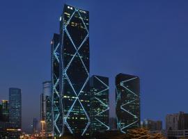 深圳皇庭V酒店,位于深圳深圳会展中心附近的酒店