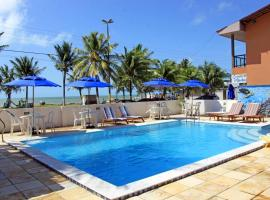 马里卢斯包萨达旅馆,位于马拉戈日的旅馆