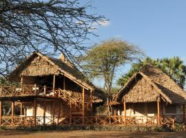 Severin Safari Camp, Tsavo