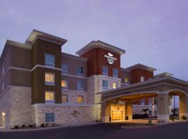 德克萨斯州拉克兰空军基地/海洋世界希尔顿惠庭套房酒店