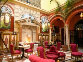 塞维利亚雅典娜酒店