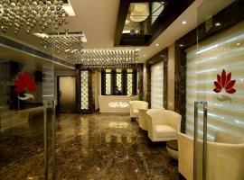 新德里火车站普莱姆巴拉吉豪华酒店