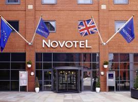 诺富特曼切斯特中心酒店,位于曼彻斯特的酒店