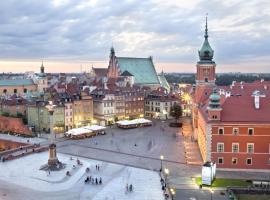 华沙旧城区茱莉娅公寓