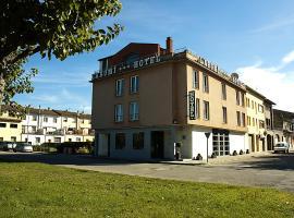 阿鲁米酒店, Santa Eugenia de Berga