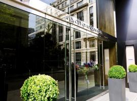 先瑞伦敦市酒店,位于伦敦的酒店