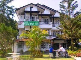 金马仑高原山景酒店, 金马仑高原