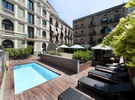 加泰罗尼亚酒店