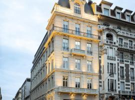 里昂拉法叶蓬奥考酒店, 里昂