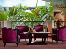 托泽尔棕榈滩帕拉斯酒店
