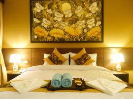 奥南金月旅馆