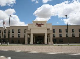 罗克斯普林斯希尔顿恒庭酒店, Rock Springs
