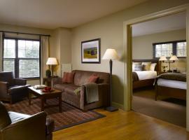 绿山套房酒店, 伯灵顿