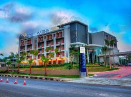 阿斯顿瑟尔滨海酒店及会议中心 - 邦加, 邦加槟榔
