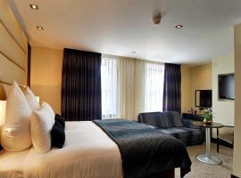 伦敦尊贵沙夫茨伯里大理石拱门套房酒店