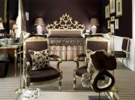 丹格利特酒店, 日内瓦