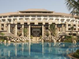 迪拜棕榈岛索菲特Spa度假酒店