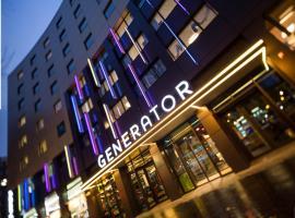 巴黎Generator旅舍