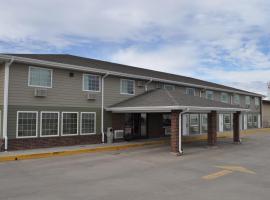 Boarders Inn & Suites by Cobblestone Hotels - Broken Bow,位于Broken Bow的酒店