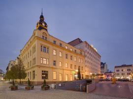 俄斯特拉发帝国酒店