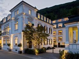 海德堡精套房品酒店 - 世界小型豪华酒店集团