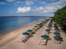 普拉玛沙努尔海滩巴厘岛酒店