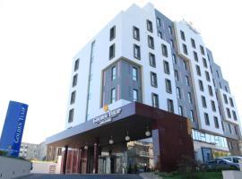 金色郁金香安娜圆顶酒店, 克卢日-纳波卡