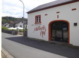 穆尔施霍夫酒店, Dohm-Lammersdorf