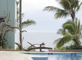 玛瑙贝壳海滩公寓