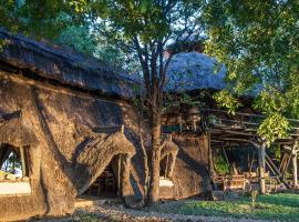 Musango Safari Lodge, Bumi Hills (Binga附近)
